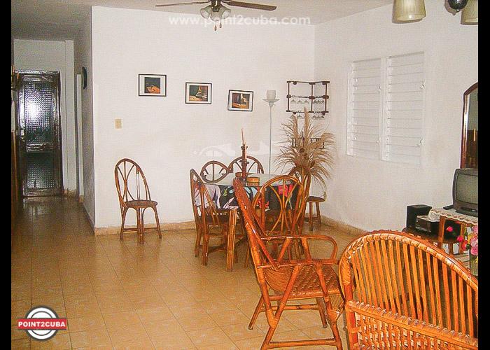 RHHEOF09 2BR Apartment in Beach house in Guanabo Havana