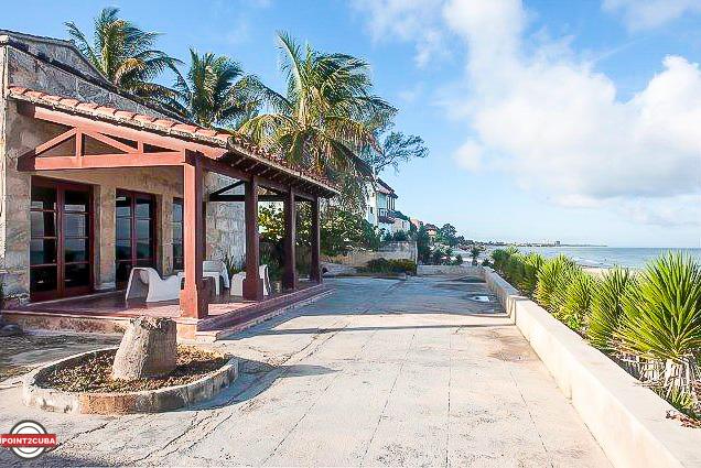 Rvof05 5br Beachfront Vacation Rental In Varadero Cuba