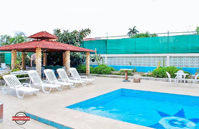 RHPLC10 Siboney 5BR Villa with swimming pool