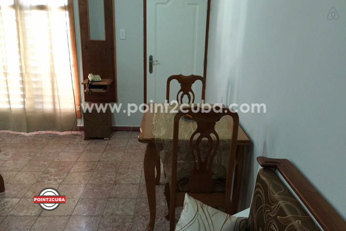 RHHVOF17 1BR/1BT Apartment in Old Havana