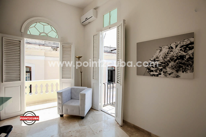 RHHVOF13 1BR/1BT Apartment in Old Havana