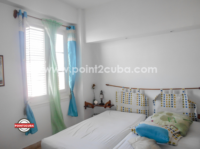 RHHVOF15 1BR/1BT Apartment in Old Havana