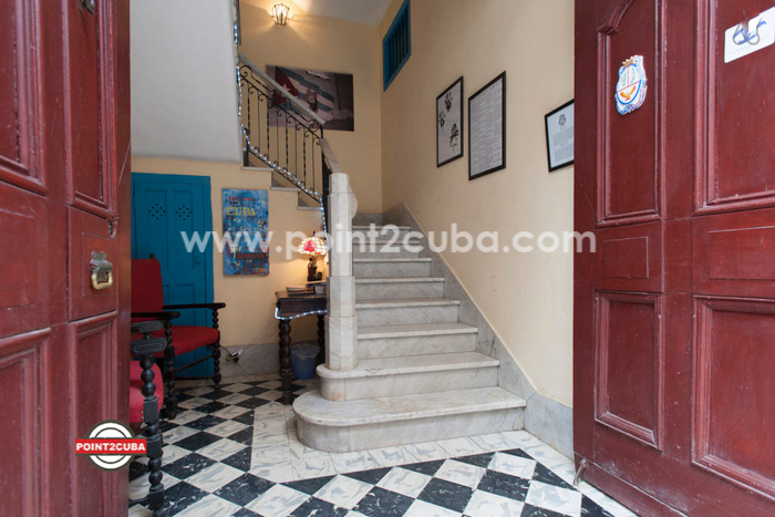 RHHVOF14 6BR Two levels House in Old Havana