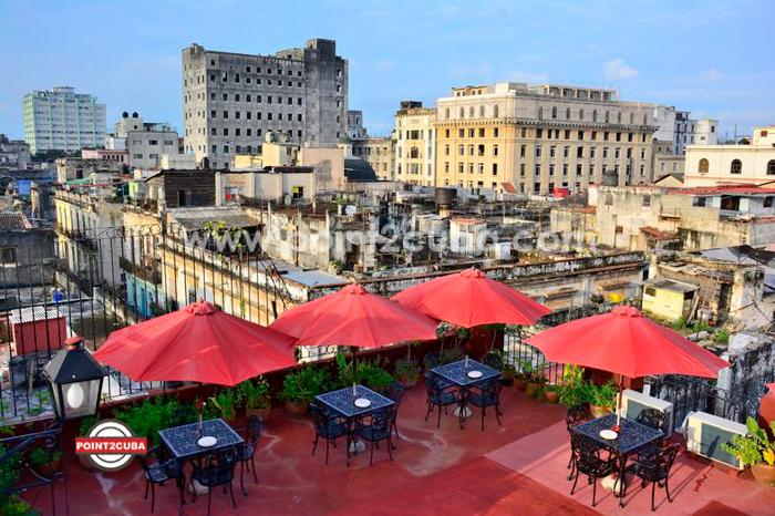 RHHVOF14 6BR Two levels House in Old Havana
