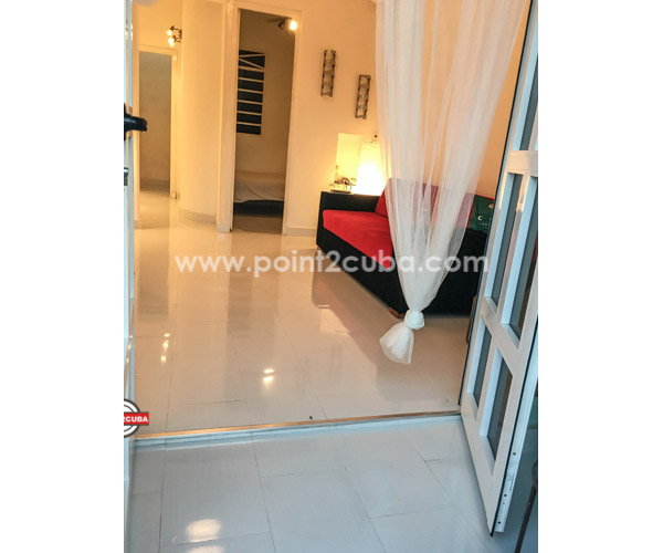 RHPLZOF61 2Bedroom Apartment in Vedado