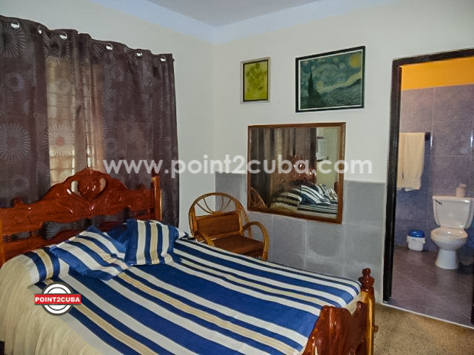RHHEOF38 3BR/3BT Casa Giselle with POOL in Guanabo