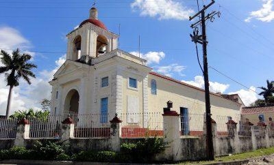 THE CHURCH OF REGLA, ACROSS THE BAY FROM OLD HAVANA