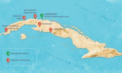 Cuba gives green light to real estate project El Salado Resort