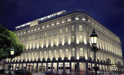 Hotel Gran Manzana Kempinski of Cuba Conquered the Continental Prize Versailles of Architecture