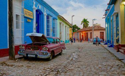 Cuba . . . A dream destination