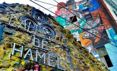 Callejon de Hamel: A Colorful Narrow Alley in Cuba Full of Street Art