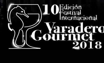 International Varadero Gourmet Festival 2018