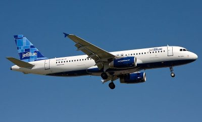 JetBlue Offers First Nonstop Flight from Boston to Cuba