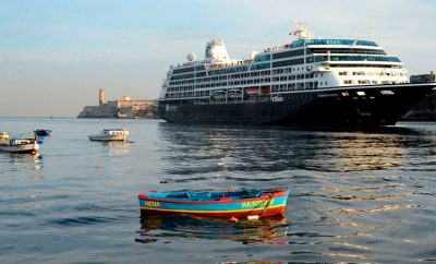 Havana Cruise Terminal to Triple in Size as Cuba Chases Tourists