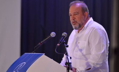 Cuba's Minister of Tourism Urges Investment in Cuba