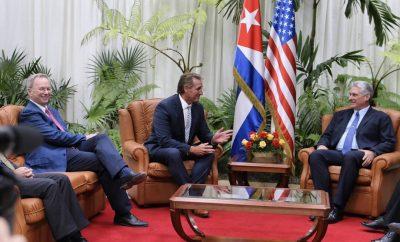 Cuba meets Google to improve Internet connectivity