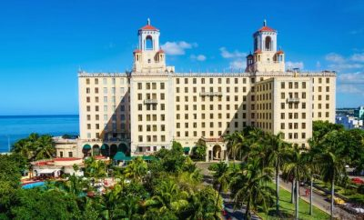 Hotel Nacional de Cuba receives TripAdvisor Certificate of Excellence