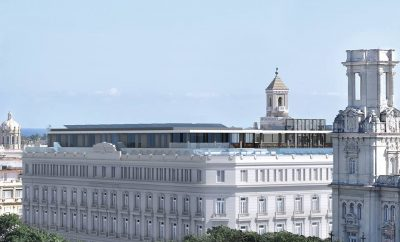 New hotels to mark Havana's 500th anniversary
