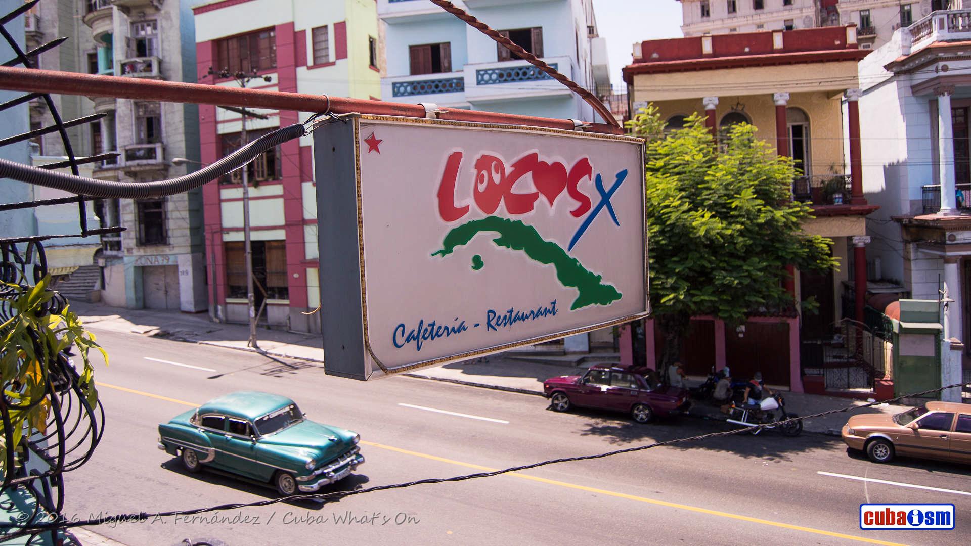Locos X Cuba. San Lazaro Street