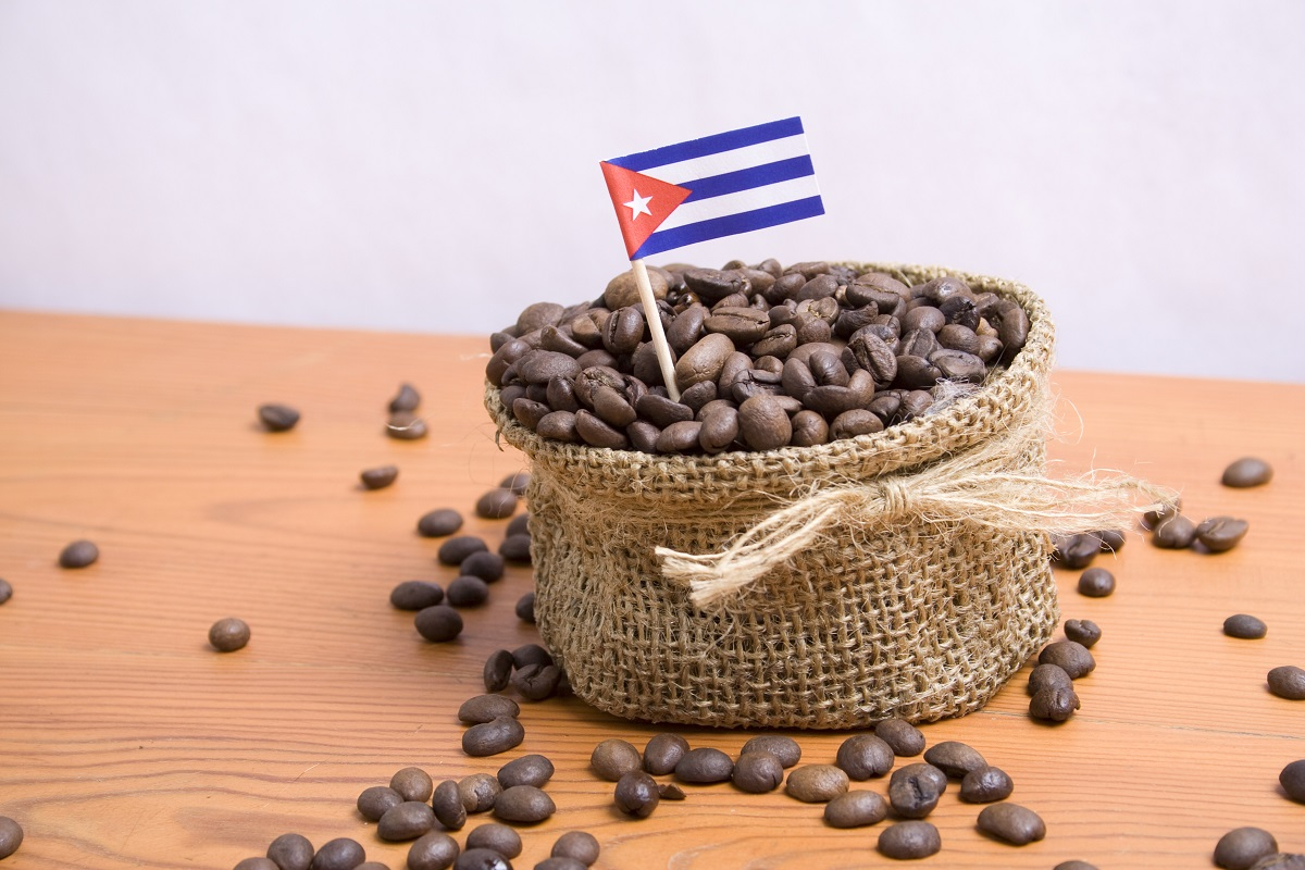 Cuban Coffee and the Cuban Flag