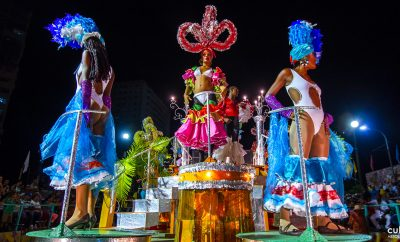 Havana Carnival kicks off to celebrate colorful Cuban culture