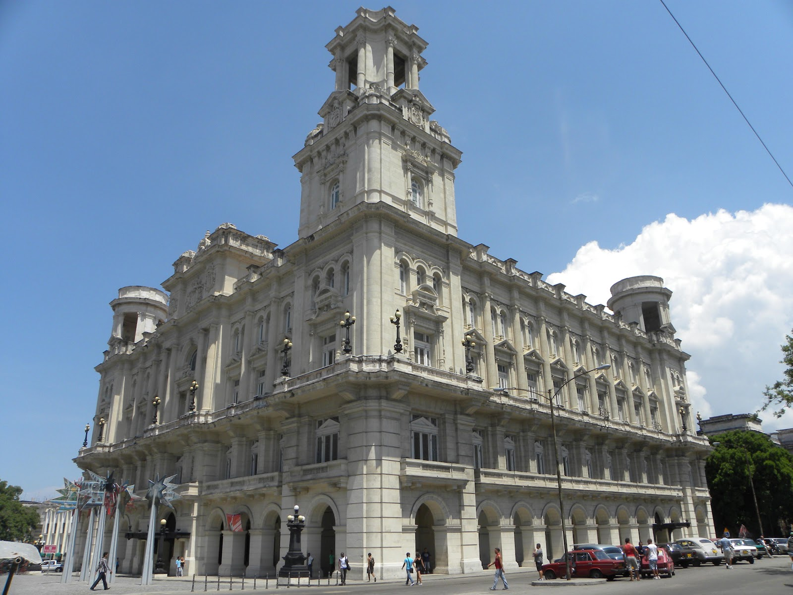 National Museum of Fine Arts in Havana, Cuba