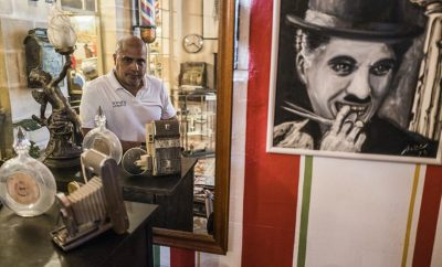 The Economic Miracle of Havana's Hairstylists Alley