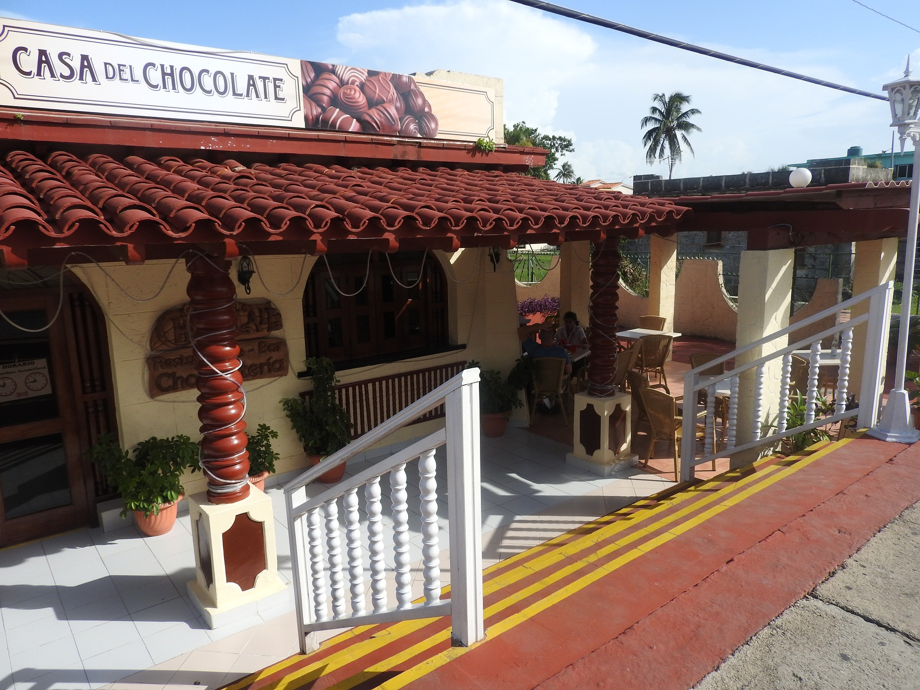 Casa del Chocolate in Varadero