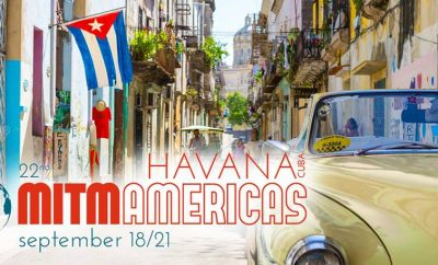 Everything is ready in Havana to welcome the 22nd MITM Americas