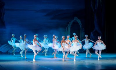The 36th Havana's International Ballet Festival Alicia Alonso is around the corner