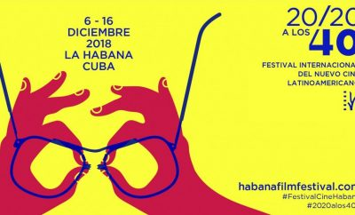 Looking ahead to the Havana's International Film Festival