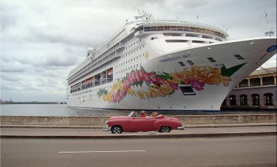 Cruising to Cuba increases in leaps and bounds
