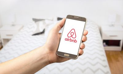 You will live in an Airbnb house in the near future